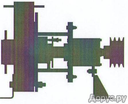 Насос КМХ-Д 65-40-200ПУ(А) - Промышленное оборудование - Насос центробежный химический КМХ-Д 65-40-2..., фото 1