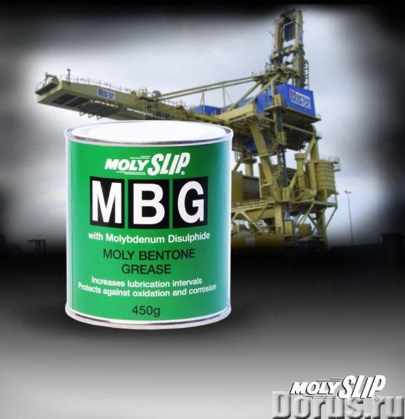 Смазка для подшипников Молислип Molyslip MBG - Нефтепродукты и ГСМ - Смазка для подшипников Молислип..., фото 1